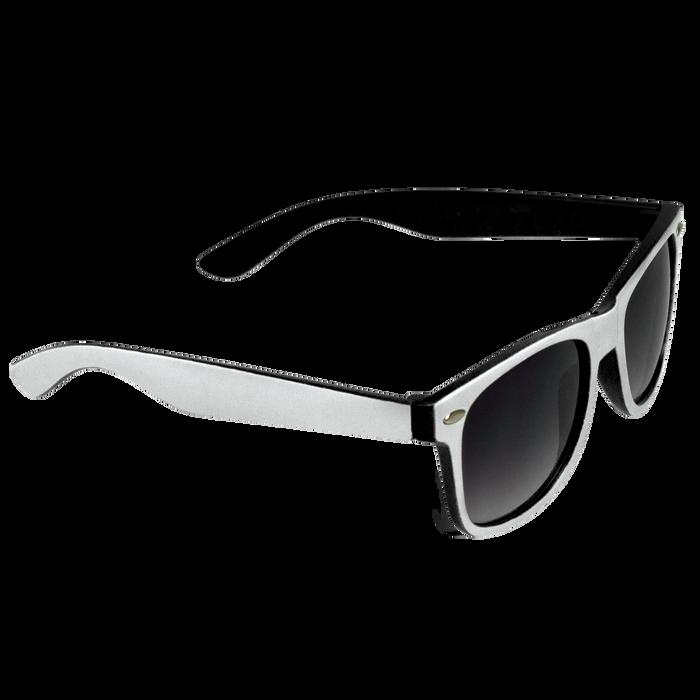 White/Black Daytona Sunglasses