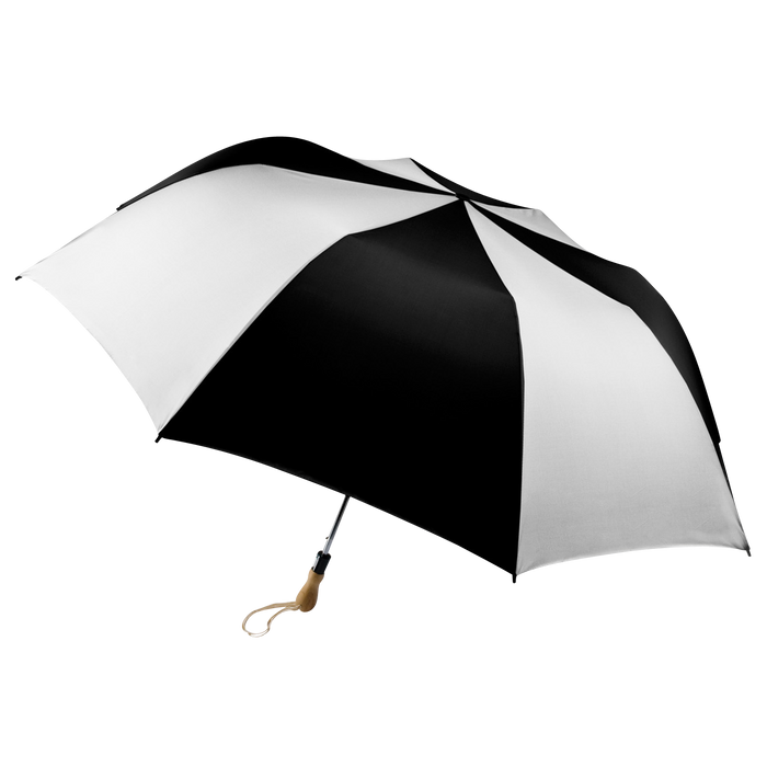 Black/White Leo Umbrella