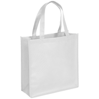 White Express Lane Tote Thumb