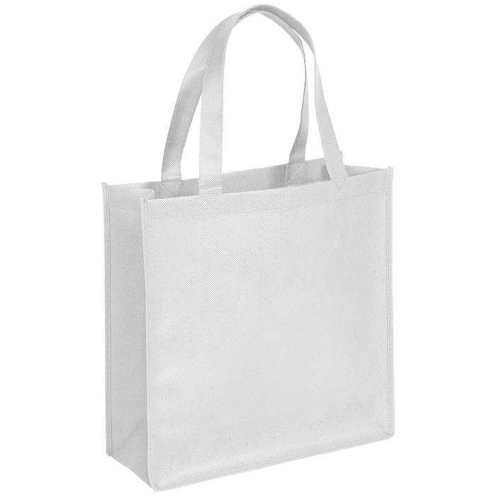 White Express Lane Tote
