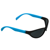 Neon Blue Value Sport Sunglasses Thumb