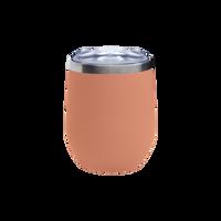 Matte Sherbert Vacuum Insulated Stemless Wine Tumbler Thumb