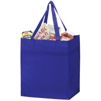 Royal Blue Big Tex Grocery Bag Thumb