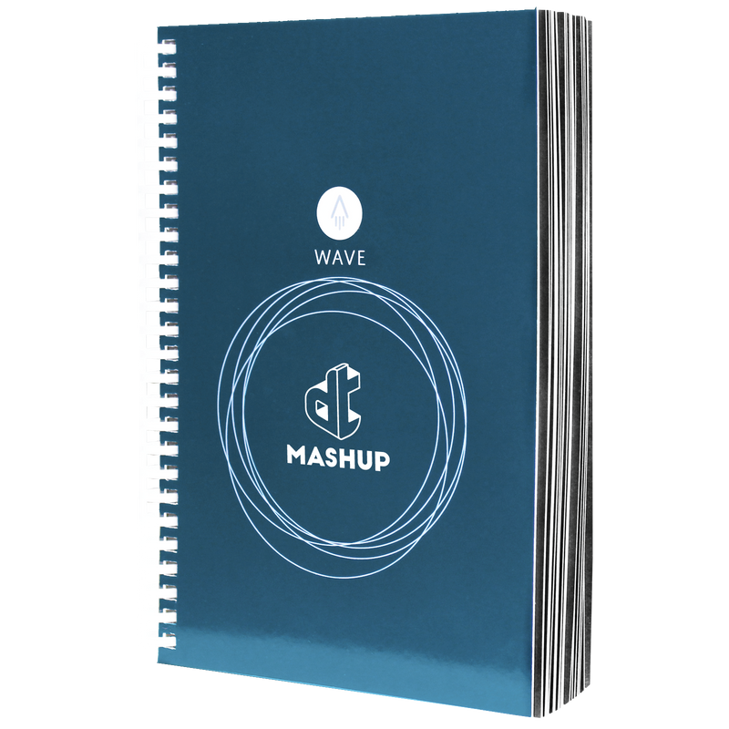 Mashup / Rocketbook Wave Executive - Blue