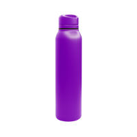 Matte Grape Vacuum Insulated Thermos Thumb