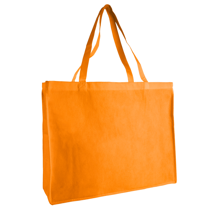 Orange Convention Tote Plus
