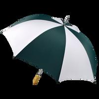 Hunter/White Jupiter Umbrella Thumb
