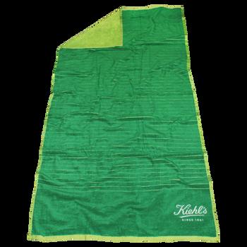 Bayside Reversible Stripe Beach Towel