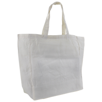 Natural Cotton Canvas Express Tote Thumb