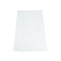 White Heavyweight White Golf and Fitness Towel Thumb