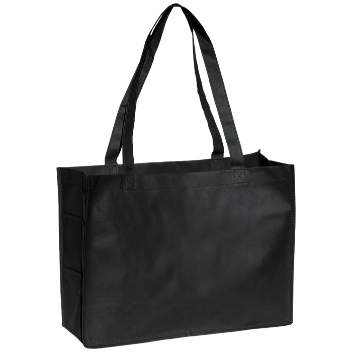 Black Convention Tote