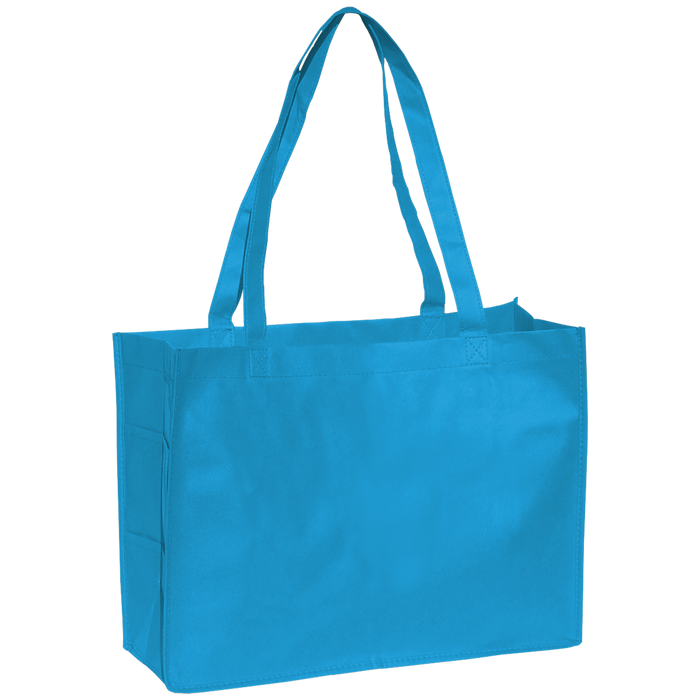 Cool Blue Convention Tote