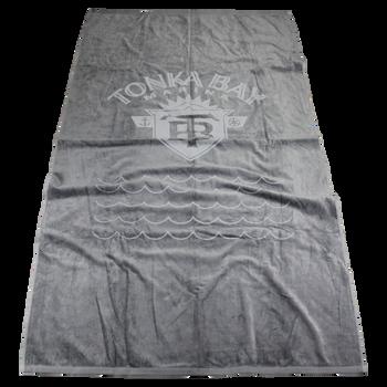 Nautica Color Beach Towel