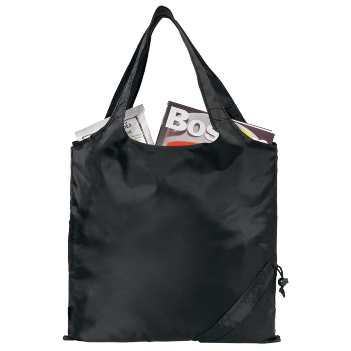 Black Stow & Tote