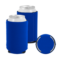 Royal Blue Premium Collapsible Neoprene Koozie Thumb