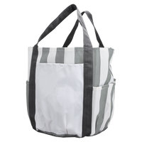 Grey Archipelago Beach Bag Thumb