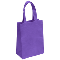 Purple Fiesta Tote Thumb