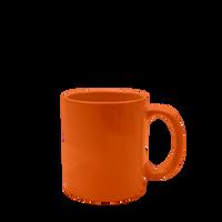 Orange Classic Coffee Mug Thumb