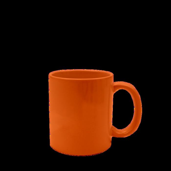 Orange Classic Coffee Mug