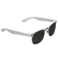White Venice Sunglasses Thumb