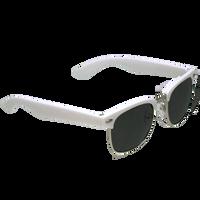 White Venice Sunglasses Thumb