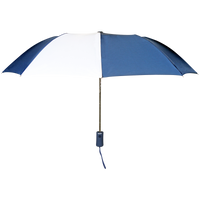Navy/White Polaris Umbrella Thumb