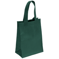 Hunter Green Fiesta Tote Thumb