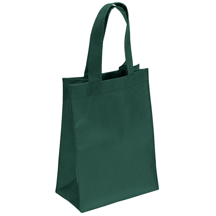 Hunter Green Fiesta Tote