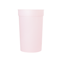 Pink Color Changing Stadium Cup Thumb