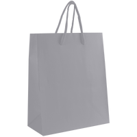 Platinum Small Matte Shopper Bag Thumb