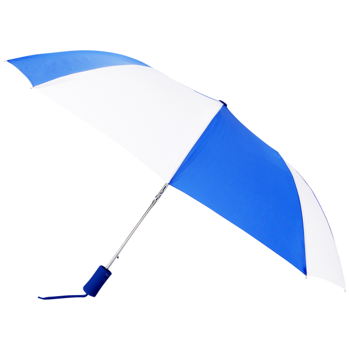 Caralina Blue/White Atlas Umbrella