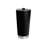 Matte Black Small Stainless Steel Insulated Tumbler Thumb