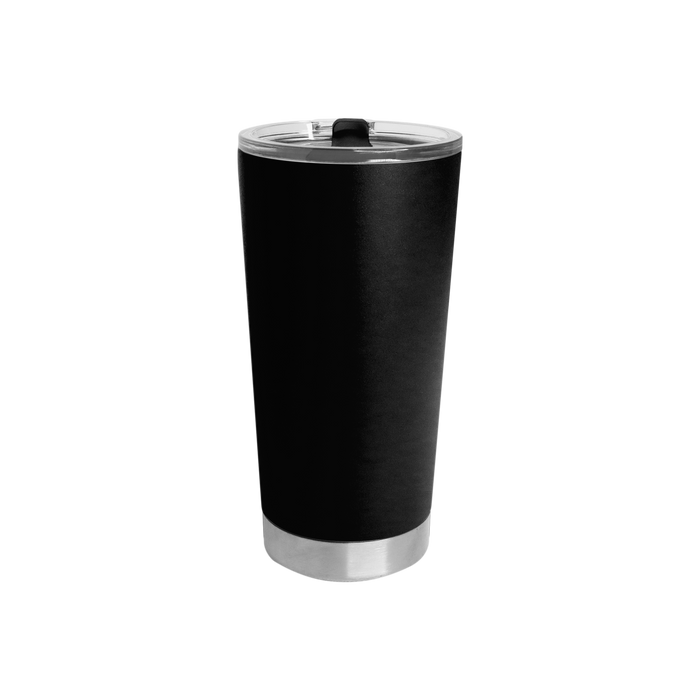Matte Black Small Stainless Steel Insulated Tumbler