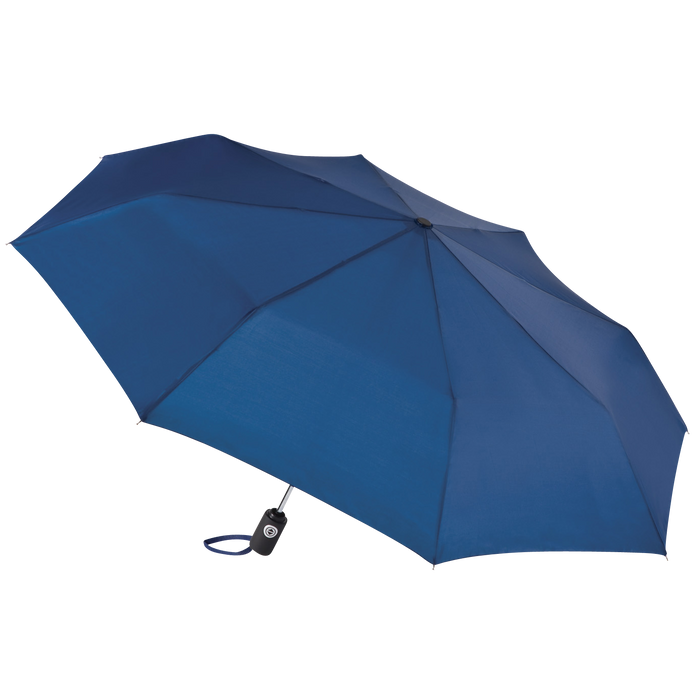 Navy Blue Aquarius totes® Umbrella
