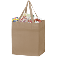 Light Khaki Big Tex Grocery Bag Thumb