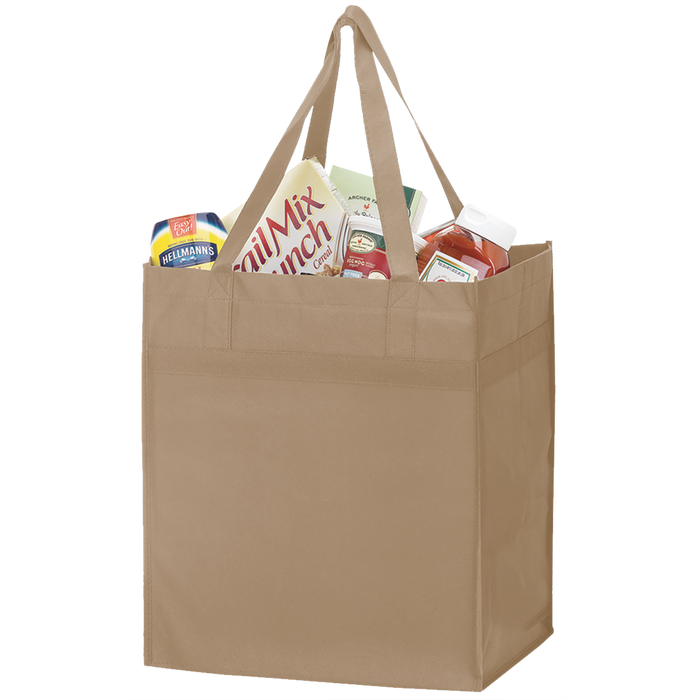 Light Khaki Big Tex Grocery Bag