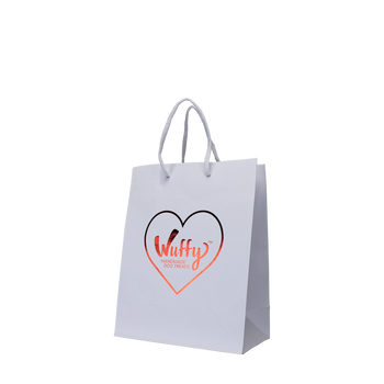 Small Matte Shopper Bag
