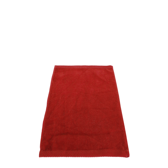 Red Balance Color Fitness Towel