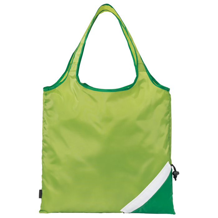 Green Stow & Tote