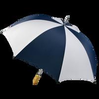 Navy/White Jupiter Umbrella Thumb