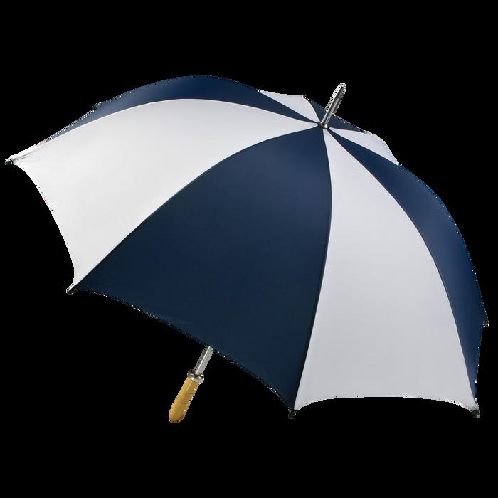 Navy/White Jupiter Umbrella
