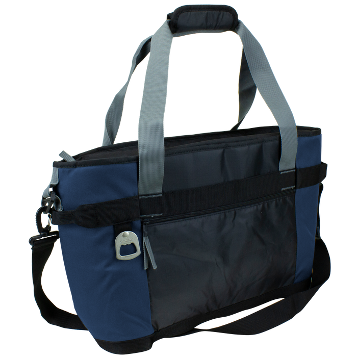 Navy Blue Iceberg Soft Cooler Bag