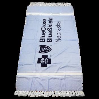 Laguna Fringe Beach Towel