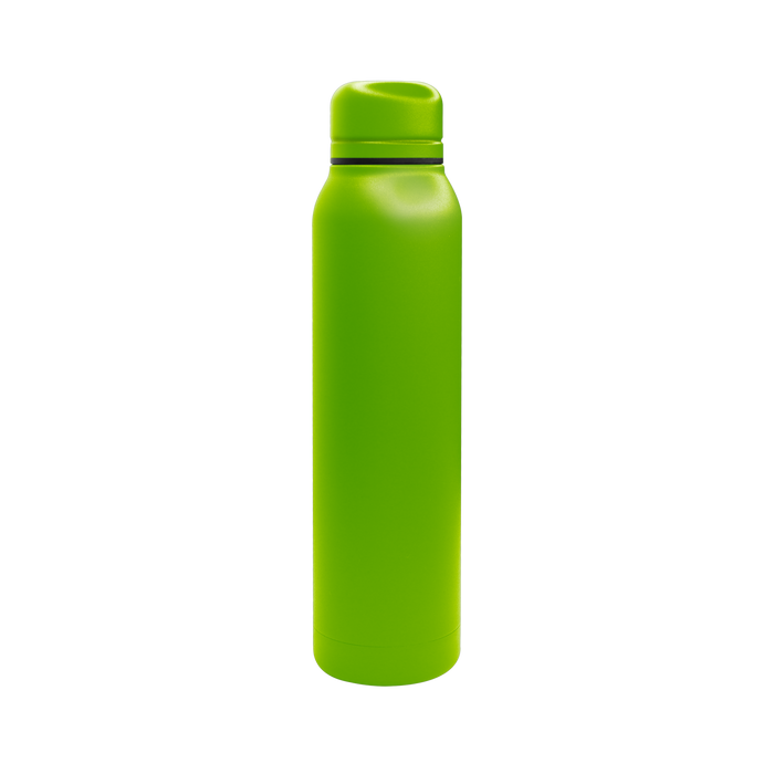 Matte Lime Vacuum Insulated Thermos
