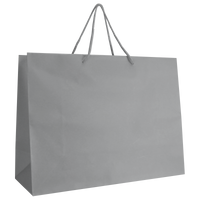 Platinum Large Matte Shopper Bag Thumb