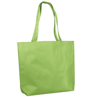 Lime Green Suburban Tote Thumb