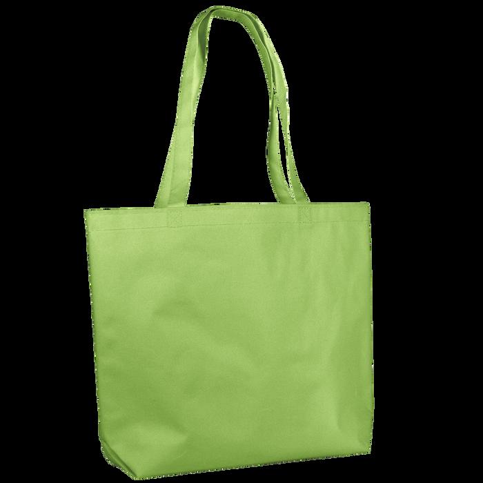 Lime Green Suburban Tote