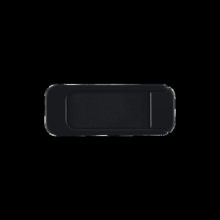 Black Sliding Webcam Cover