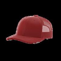 Cardinal Richardson Trucker Snapback Hat Thumb