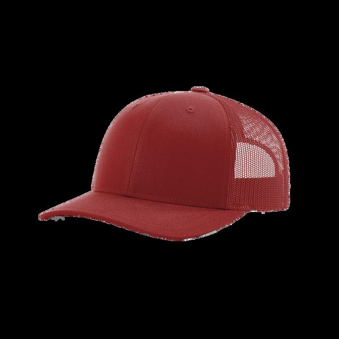 Cardinal Richardson Trucker Snapback Hat